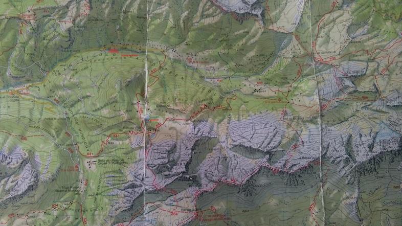 mappa lagusèl